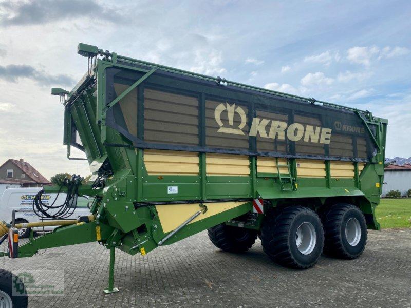 Häcksel Transportwagen des Typs Krone TX 460 D, Gebrauchtmaschine in Karstädt (Bild 1)