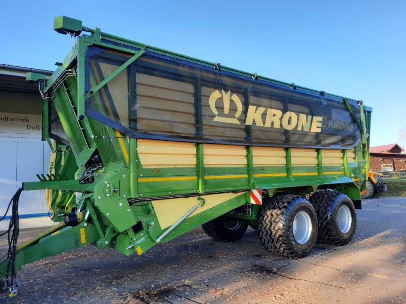 Häcksel Transportwagen des Typs Krone TX 460, Gebrauchtmaschine in Mähring (Bild 1)