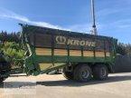 Häcksel Transportwagen des Typs Krone TX 460 in Erbendorf