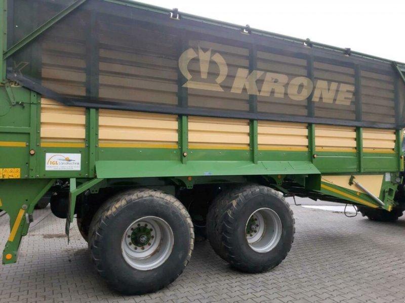 Häcksel Transportwagen типа Krone TX 460, Gebrauchtmaschine в Hirschau (Фотография 1)