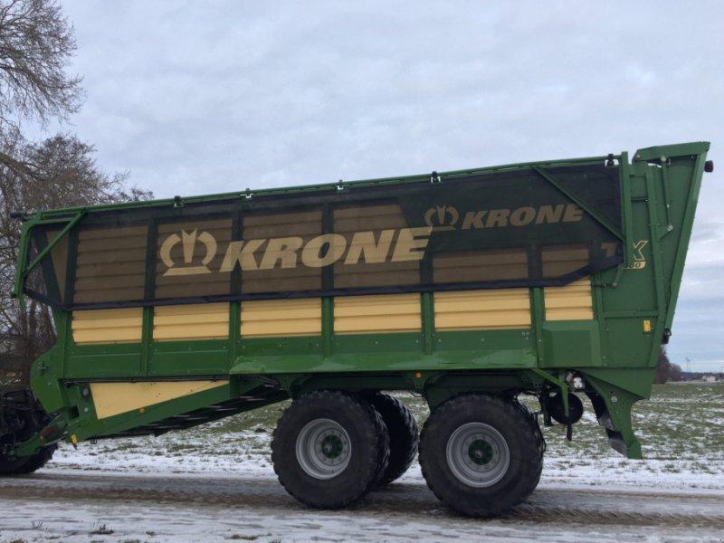 Häcksel Transportwagen des Typs Krone TX 460, Gebrauchtmaschine in Aichach (Bild 1)