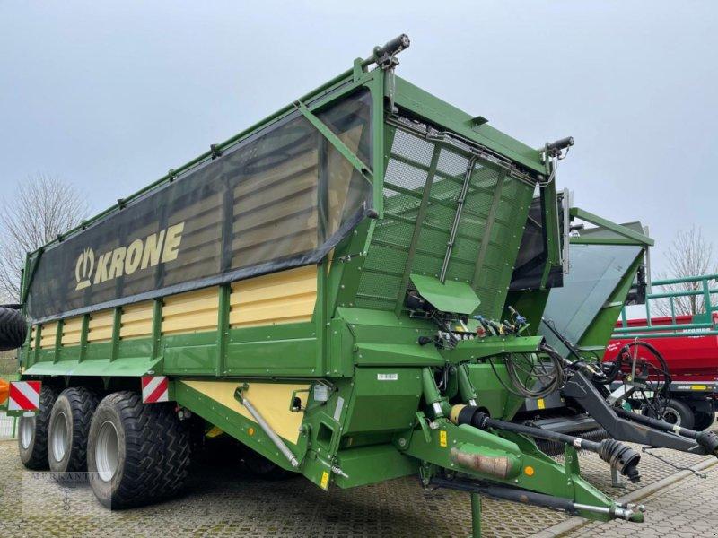 Häcksel Transportwagen tip Krone TX 560 D, Gebrauchtmaschine in Pragsdorf (Poză 1)