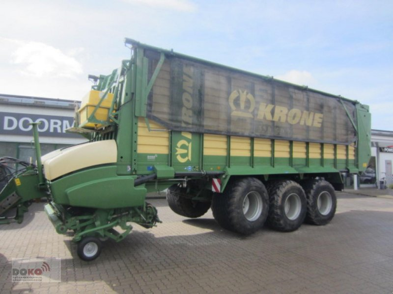 Häcksel Transportwagen des Typs Krone ZX550-GD, Gebrauchtmaschine in Schoenberg (Bild 1)