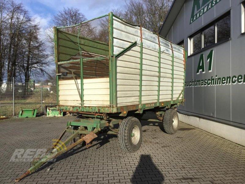 Häcksel Transportwagen des Typs Marangon EUROTRANS 6000 R, Gebrauchtmaschine in Neuenkirchen-Vörden (Bild 1)