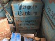 Mengele FH 380 Przyczepa objętościowa