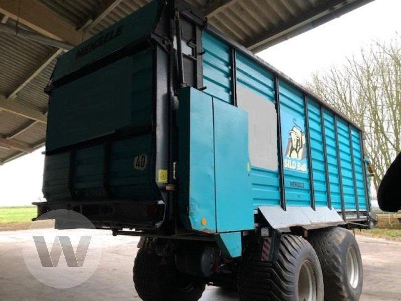 Häcksel Transportwagen des Typs Mengele SILOBULL 8000, Gebrauchtmaschine in Husum (Bild 9)