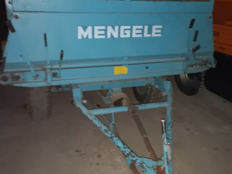 Häcksel Transportwagen des Typs Mengele ZAW 5500, Gebrauchtmaschine in Eitting (Bild 1)
