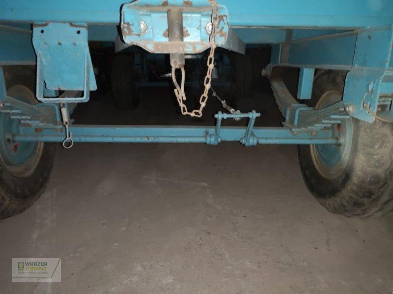 Häcksel Transportwagen des Typs Mengele ZAW 5500, Gebrauchtmaschine in Eitting (Bild 16)