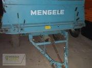Häcksel Transportwagen des Typs Mengele ZAW 6000, Gebrauchtmaschine in Eitting