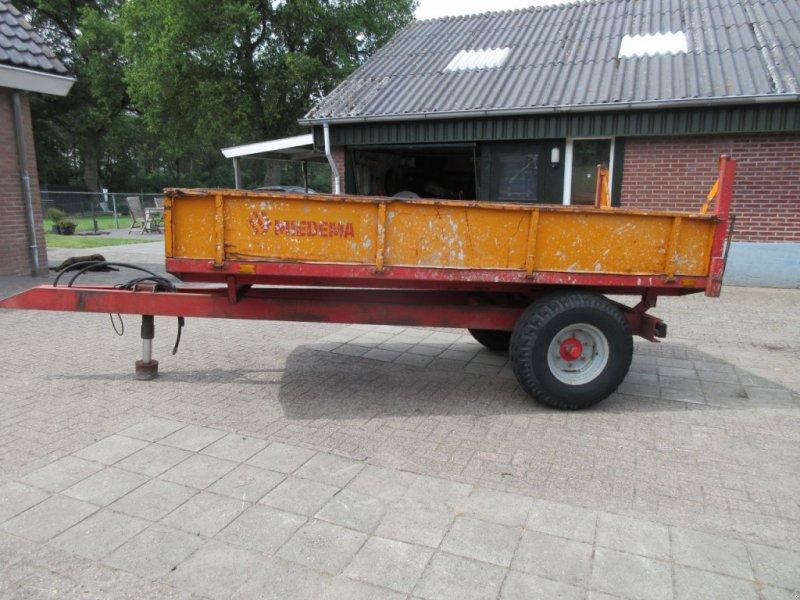Häcksel Transportwagen des Typs Miedema HS45 kieper, Gebrauchtmaschine in Daarle (Bild 1)