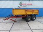 Häcksel Transportwagen des Typs Miedema HST 105 kipwagen en Joure