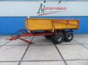Miedema HST 105 kipwagen Прицеп для перевозки измельченной массы