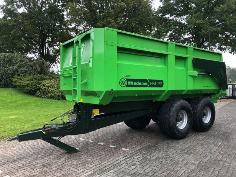 Häcksel Transportwagen tip Miedema HST 155, Gebrauchtmaschine in Vriezenveen (Poză 1)
