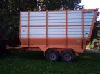 Häcksel Transportwagen des Typs Mulag Mehr 13000 in Dietramszell