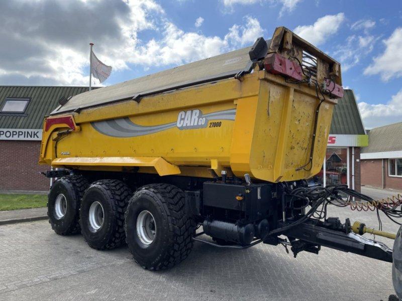 Häcksel Transportwagen typu Peecon Cargo 27000, Gebrauchtmaschine w Reutum (Zdjęcie 1)