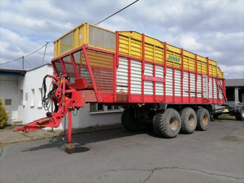 Häcksel Transportwagen tip Pöttinger Jumbo 10000L, Gebrauchtmaschine in Roudnice nad Labem (Poză 1)