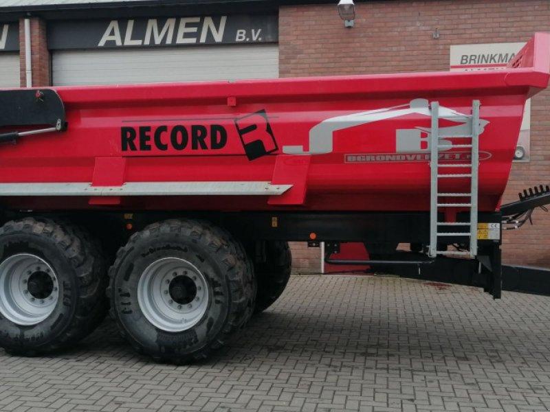 Häcksel Transportwagen типа Record D23, Gebrauchtmaschine в Almen (Фотография 1)
