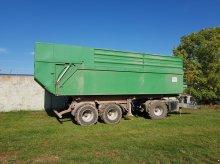 Reisch RHKS-32/18AL Häcksel Transportwagen