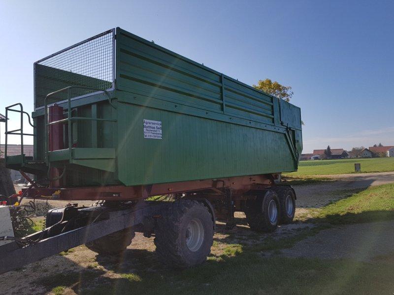 Häcksel Transportwagen des Typs Reisch RHKS32/18AL, Gebrauchtmaschine in Thalmässing (Bild 2)