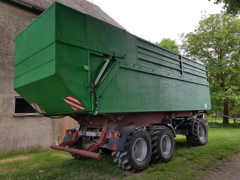 Häcksel Transportwagen des Typs Reisch RHKS32/18AL, Gebrauchtmaschine in Thalmässing (Bild 3)