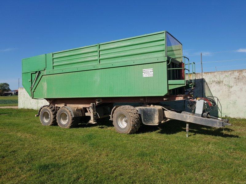 Häcksel Transportwagen des Typs Reisch RHKS32/18AL, Gebrauchtmaschine in Thalmässing (Bild 6)