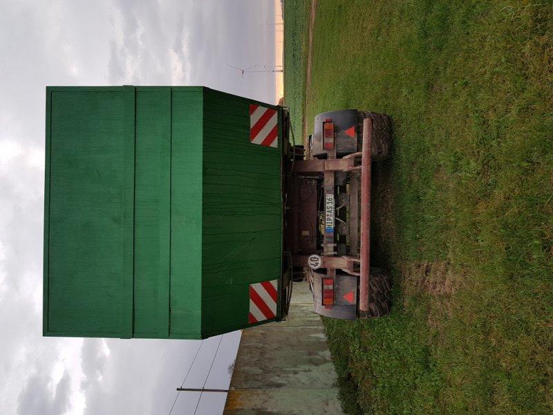 Häcksel Transportwagen des Typs Reisch RHKS32/18AL, Gebrauchtmaschine in Thalmässing (Bild 7)