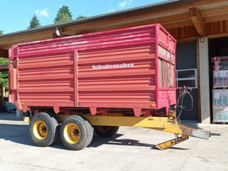 Häcksel Transportwagen des Typs Schuitemaker Siwa 110, Gebrauchtmaschine in Villach/Zauchen (Bild 1)