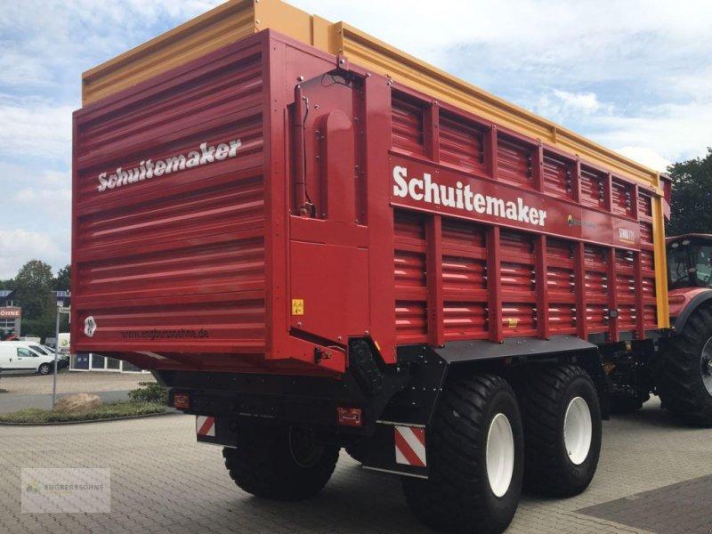 Häcksel Transportwagen des Typs Schuitemaker Siwa 720 W  Zwangsl., Neumaschine in Uelsen (Bild 3)