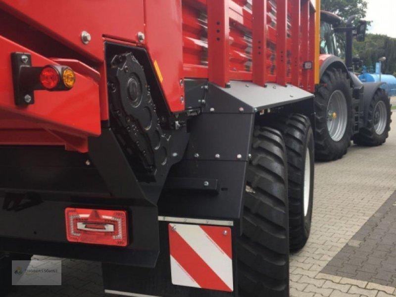Häcksel Transportwagen des Typs Schuitemaker Siwa 720 W  Zwangsl., Neumaschine in Uelsen (Bild 7)