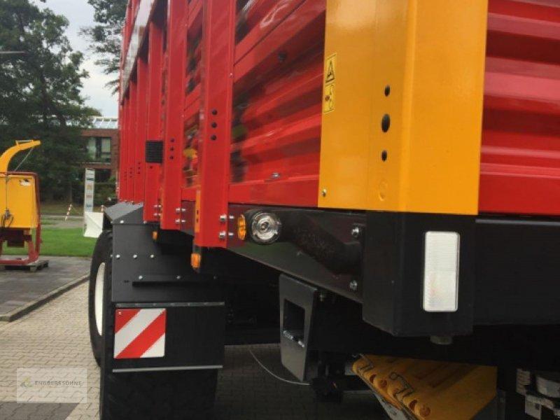 Häcksel Transportwagen des Typs Schuitemaker Siwa 720 W  Zwangsl., Neumaschine in Uelsen (Bild 6)