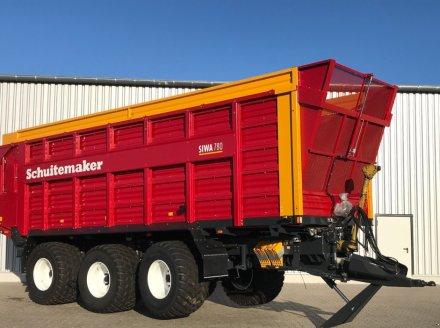 Schuitemaker Siwa 780 W Häcksel Transportwagen