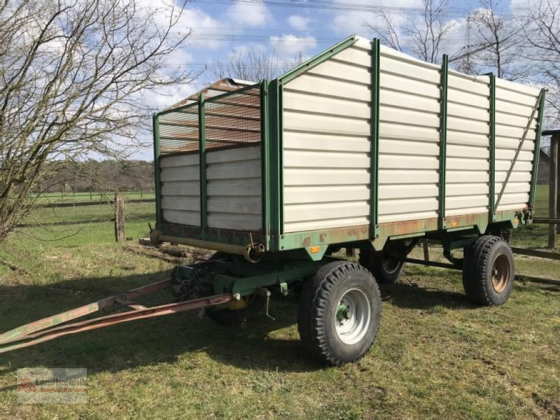 Häcksel Transportwagen a típus Sonstige 6000 R **2 Kreis DL - Bremsanlage**, Gebrauchtmaschine ekkor: Marl (Kép 1)