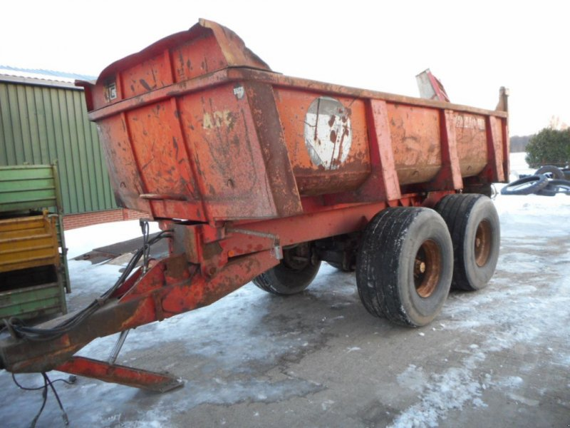 Häcksel Transportwagen tipa Sonstige Beco dumper 180, Gebrauchtmaschine u Oirschot (Slika 1)