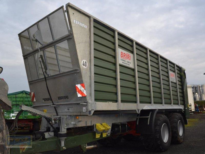 Häcksel Transportwagen des Typs Sonstige Briri Silo Trans 45, Gebrauchtmaschine in Bremen (Bild 1)