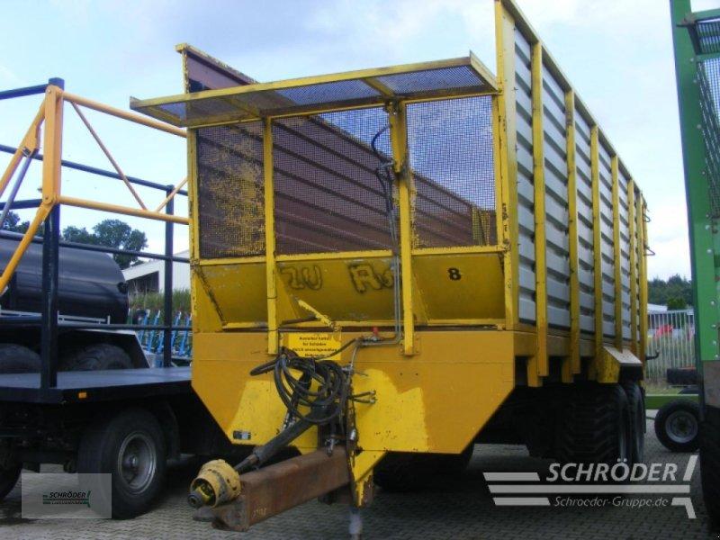 Häcksel Transportwagen des Typs Sonstige Häckseltransportwagen 40m³, Gebrauchtmaschine in Lastrup (Bild 1)