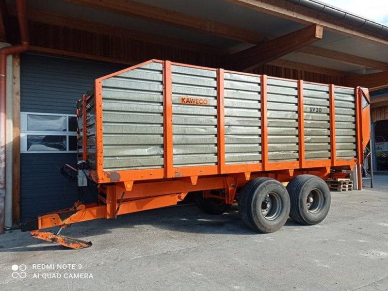 Häcksel Transportwagen typu Sonstige Kaweco SV 30, Gebrauchtmaschine w Villach/Zauchen (Zdjęcie 1)