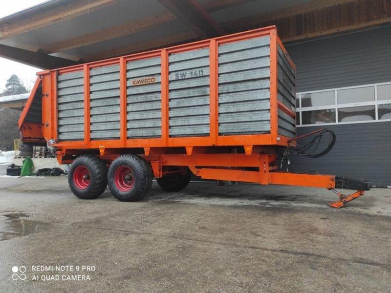 Häcksel Transportwagen des Typs Sonstige Kaweco SW 140, Gebrauchtmaschine in Villach/Zauchen (Bild 1)