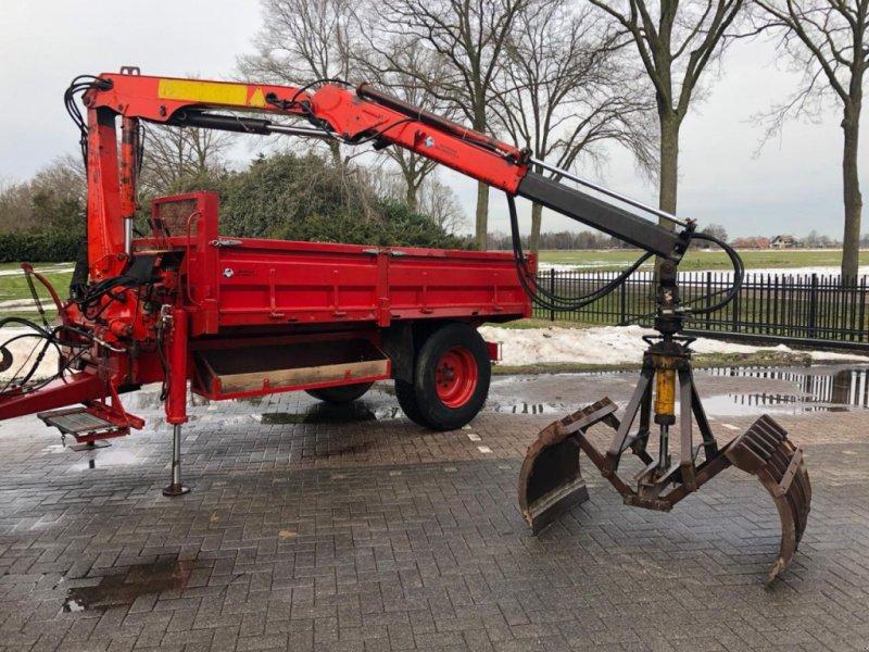 Häcksel Transportwagen tipa Sonstige kipper met Palfinger PK35002 laadkraan, Gebrauchtmaschine u Vriezenveen (Slika 1)