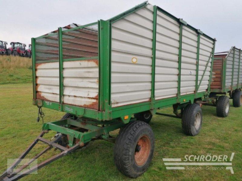 Häcksel Transportwagen des Typs Sonstige Sonstige 6000 R, Gebrauchtmaschine in Wildeshausen (Bild 1)