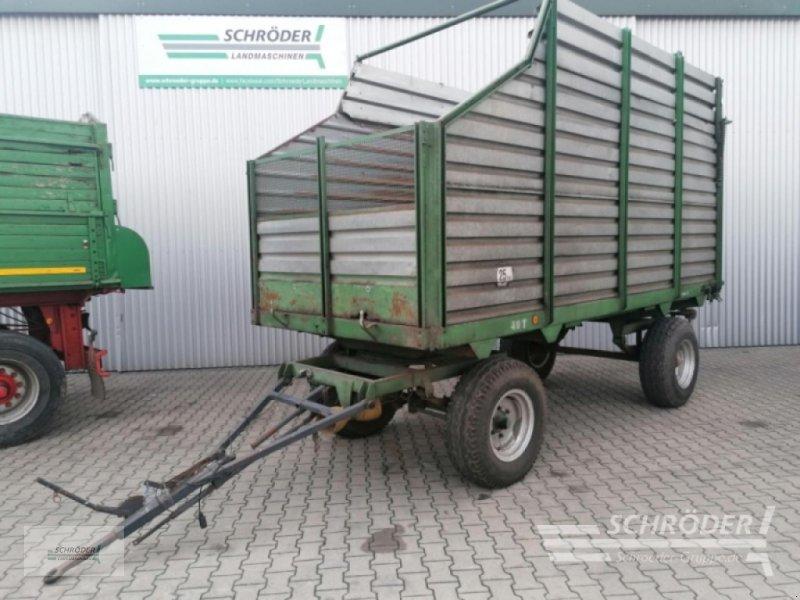 Häcksel Transportwagen des Typs Sonstige Sonstige 6000 S, Gebrauchtmaschine in Wildeshausen (Bild 1)