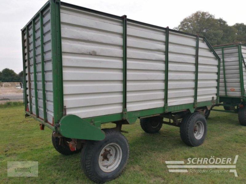 Häcksel Transportwagen des Typs Sonstige Sonstige 6000, Gebrauchtmaschine in Wildeshausen (Bild 1)