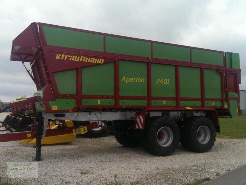 Häcksel Transportwagen tip Strautmann Aperion 2401/Bandwagen/Häckselwagen/Mais/Silage/42 m³, Gebrauchtmaschine in Gerstetten (Poză 1)