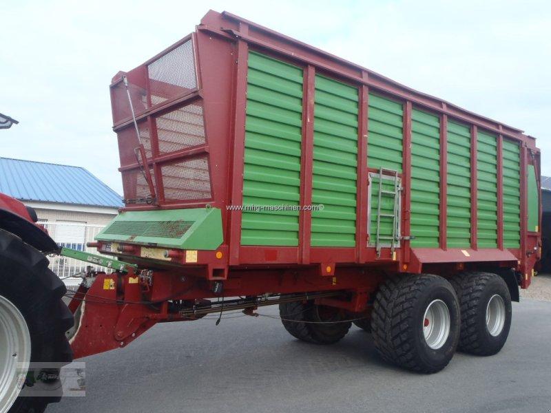 Häcksel Transportwagen des Typs Strautmann Giga Trailer 2246 DO, Gebrauchtmaschine in Gescher (Bild 1)