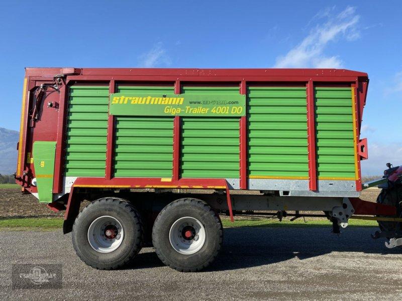 Häcksel Transportwagen des Typs Strautmann Giga Trailer 4001 DO, Gebrauchtmaschine in Rankweil (Bild 1)