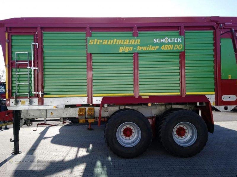 Häcksel Transportwagen des Typs Strautmann Giga Trailer 4001 DO, Gebrauchtmaschine in Uelsen (Bild 1)