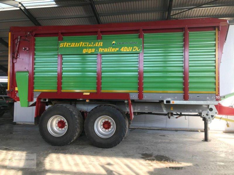 Häcksel Transportwagen des Typs Strautmann Giga Trailer 4001 DO, Gebrauchtmaschine in Rühlerfeld (Bild 1)