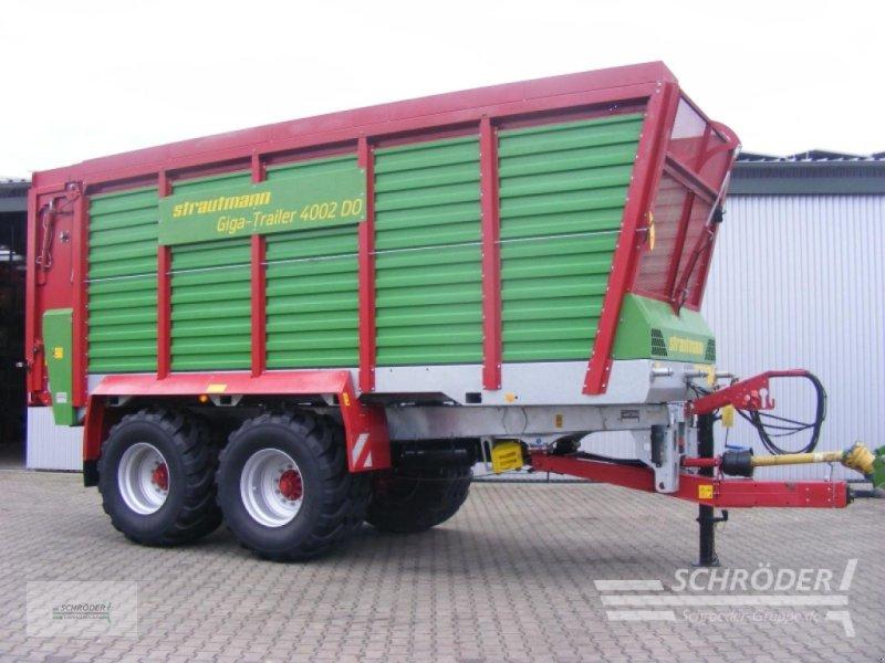 Häcksel Transportwagen des Typs Strautmann GIGA TRAILER 4002 DO, Gebrauchtmaschine in Westerstede (Bild 1)
