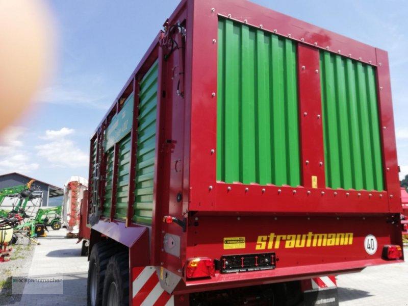 Häcksel Transportwagen des Typs Strautmann Gigatrailer 4002, Gebrauchtmaschine in Auerbach (Bild 5)