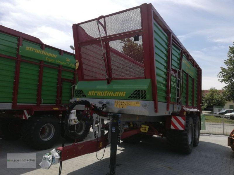 Häcksel Transportwagen des Typs Strautmann Gigatrailer 4002, Gebrauchtmaschine in Auerbach (Bild 4)