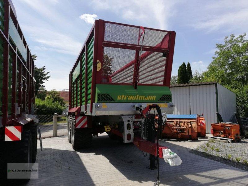Häcksel Transportwagen des Typs Strautmann Gigatrailer 4002, Gebrauchtmaschine in Auerbach (Bild 3)